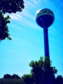 Elmore Water Tower